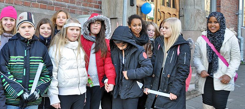 lasten oikeuksien päivä 2015 Iisalmi