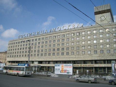 Hotelli Moskova Pietari