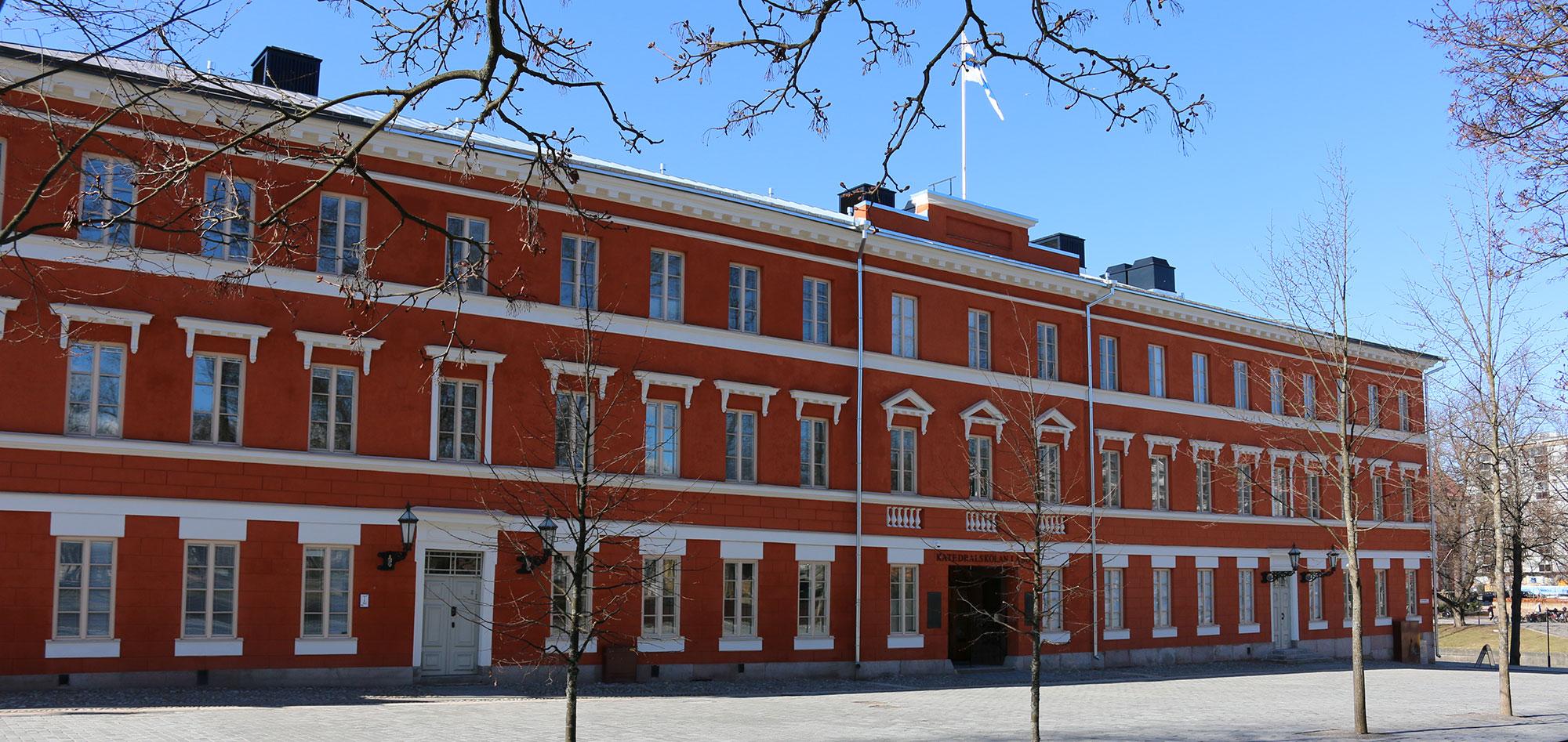 KATEDRALSKOLAN IåBO u2013äldst och bäst i Finland